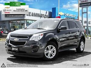 2014 Chevrolet Equinox FAMILY VEHICLE WITH AWD!!!!