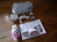 Panasonic Epilator ES-WD72 Wet and Dry... REDUCED £10!!!