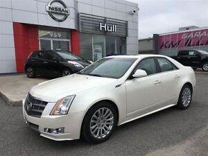 2010 Cadillac CTS 3.0L perfomance package
