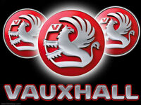 2 x VAUXHALL 3D COB LED DOOR LOGO COURTESY LIGHT LASER GHOST PROJECTOR SHADOW PUDDLE LAMPS