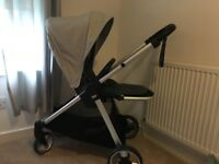 Mamas and papas armadillo flip xt2 pushchair new footmuff and carrycot