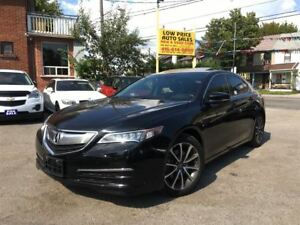 2015 Acura TLX Tech*AWD*Navi*Cam*LaneAssist&AcuraWarranty*