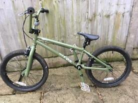 Boys Dirty Monkey BMX Bike