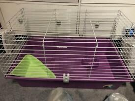 Big animal cage