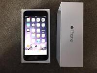 iPhone 6 Plus 64gb Black EE perfect condition