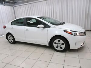 2017 Kia Forte LX+ SEDAN w/ BLUETOOTH, AC, BACK-UP CAMERA, HEATE