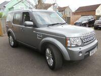 Land Rover Discover 4