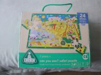 ELC - Safari Jigsaw Puzzle