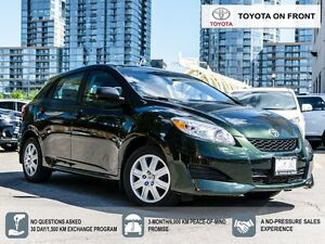 2013 Toyota Matrix One Owner full service