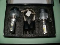 h4 led headlight bulb 6000k