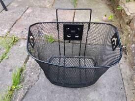 Basket for bike ( Halfords)