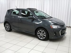 2018 Chevrolet Sonic DEAL! DEAL! DEAL! LT RS TURBO 5DR HATCH w/