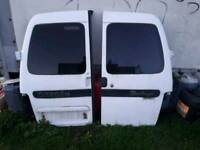 Citroen berlingo rear doors