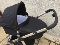 Icandy Apple to Pear Pram/Buggy/Accessories