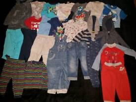 BUNDLE Boys 12-18m Clothes