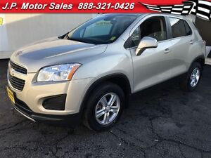 2014 Chevrolet Trax LT, Automatic, Back Up Sensors, AWD