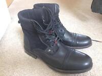 Boots men's firetrap boots U.K. 9