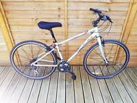 Serviced - Claud Butler Urban Hybrid Bike