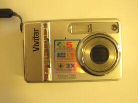 VivCam 5340s Digital Camera