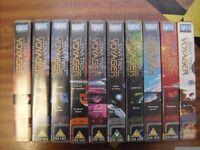 Star Trek Voyager 1-7 seasons Videos