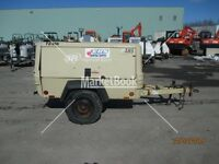2005 Ingersoll-Rand P185JD Air Compressor