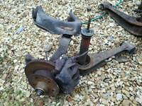 Vw t25 front hub.calipers.suspension.stub axles