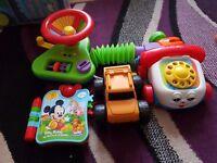 £10 toy bundle