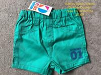 Kids Shorts by Kids Division.