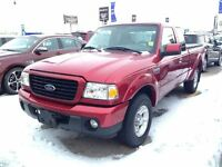 2008 Ford Ranger Sport Automatic