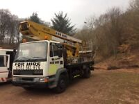Cherry picker to Hire with operator