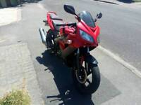 Kymco kr125 sport **NEED GONE**
