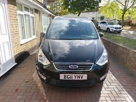 FORD GALAXY 2.0 TDCi ZETEC 2011 5DR DIESEL PEOPLE CARRIER IN BLACK