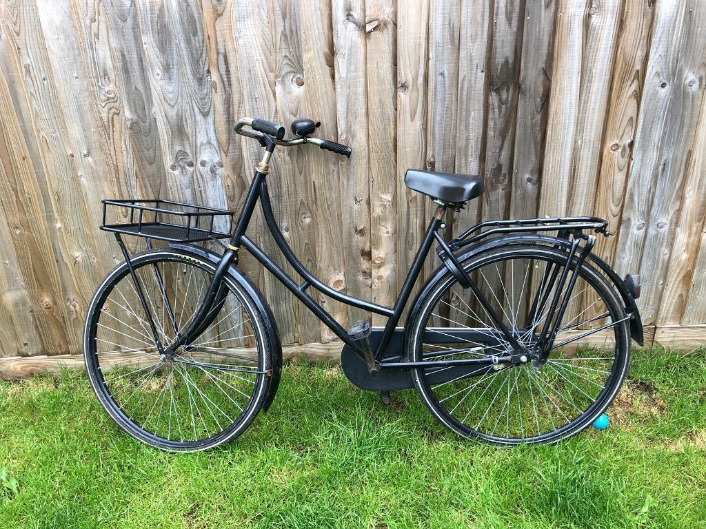 Cargo Dutchie bike