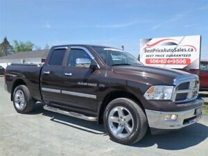 2011 Ram 1500 BIG HORN! HEMI! 4X4! CERTIFIED!!