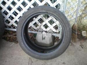 1 Dunlop SP Sport 7000 A/S Tire * P235 45R18 94V * $30.00  .  M+S / All Season Tire ( used tire )