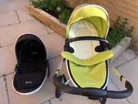*reduced to £120* Silver Cross Travel System £150 o.n.o