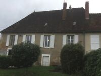 Masters house in Burgundy France