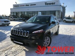 2016 Jeep Cherokee North-REMOTE START, TOUCHSCREEN, HITCH