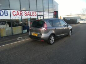 DIESEL !! 2011 11 RENAULT SCENIC 1.5 DYNAMIQUE TOMTOM DCI 5D 110 BHP **** GUARANTEED FINANCE ***