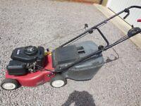 Mountfield self propelled petrol mower