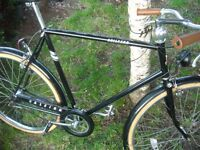 Vintage Raleigh 3 speed cafe racer 07476370847