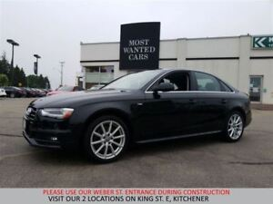 2016 Audi A4 2.0T AWD |  Progressiv plus S-LINE | NAVIGATION