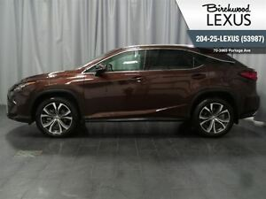 2016 Lexus RX 350 AWD Luxury w. Navigation