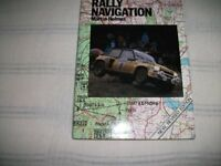 Rally Navigation by Martin Holmes