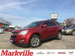 2015 Chevrolet Equinox 2LT-V6 - NAVI- LEATHER- ROOF- 1 OWNER