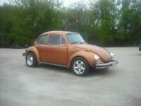 1974 Volkswagen Beetle LOCAL CAR
