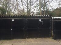 Garage to let Altrincham centre