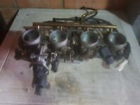 Zx10r 2004 throttle bodies