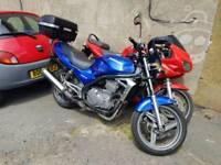 Kawasaki er500 2001