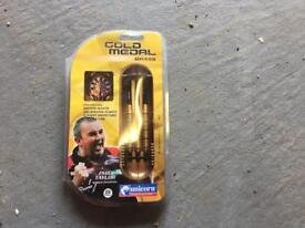 Phil Taylor Darts with case - Brand New